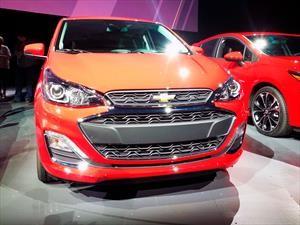 Chevrolet Spark 2019 mejora la imagen y el equipamiento