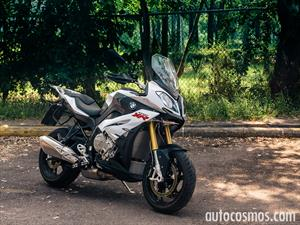Manejamos la BMW S 1000 XR 2016