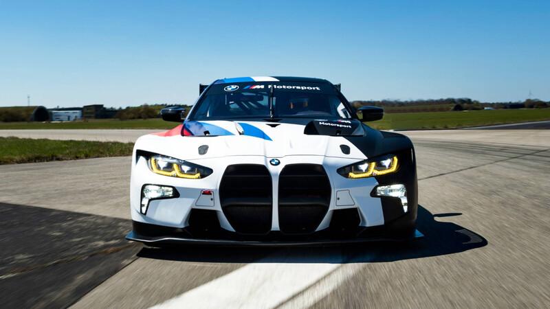BMW estrena su M4 GT3 para ganarlo todo