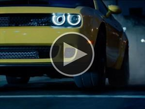 Video: Dodge Challenger SRT Demon, una bestia suelta en las calles