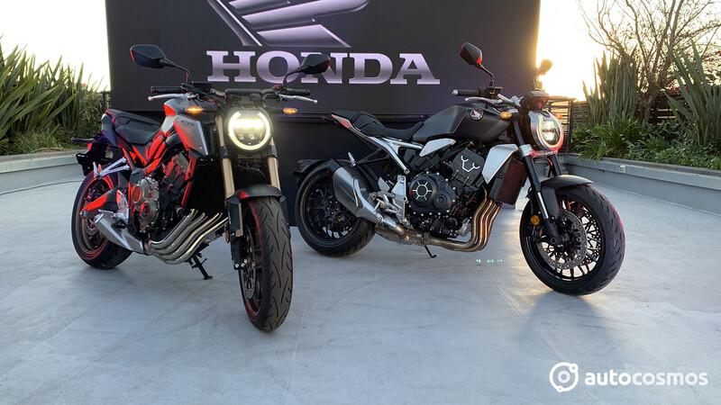 Honda renueva su gama Neo Sports Cafe en Chile