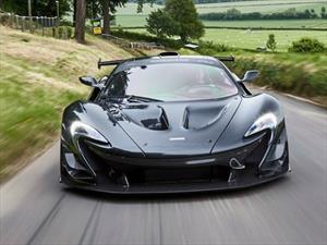 McLaren P1 LM rompe récord en Nürburgring