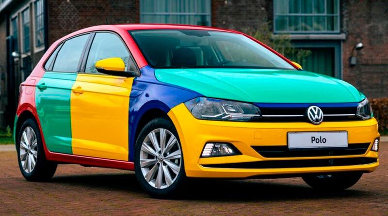 Volkswagen Polo Arlequín 2021, la edición más colorida de la historia está de regreso