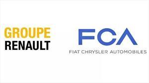 FCA y Renault analizan formar una alianza