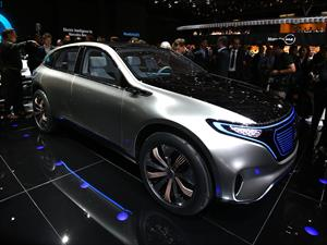 Mercedes-Benz Generation EQ: electricidad premium