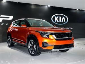 KIA SP Concept, una SUV futurista y juvenil