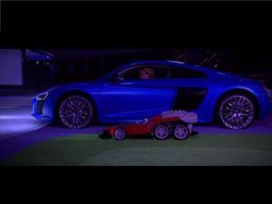"""""""Jugar y conducir no son cuestiones de género"""": Audi"""