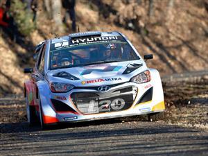 Hyundai Motorsport pone a punto el i20 para Montecarlo