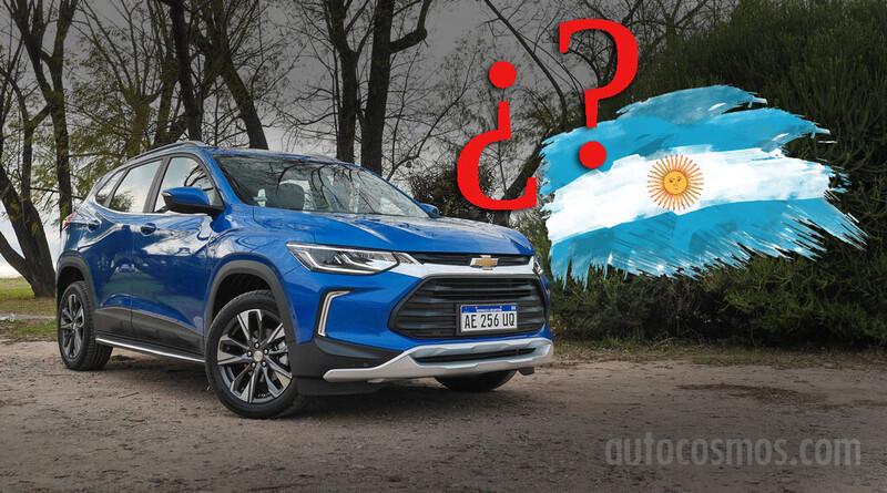 Todo indica que la nueva Chevrolet Tracker también será Argentina
