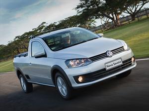 Volkswagen Brasil presentó la nueva Saveiro