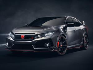 Honda Civic Type R Protoype, el futuro rival del Focus RS