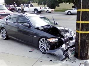 Conoce los autos con más accidentes