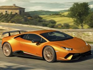 Lamborghini Huracán Performante, el rey de Nürburgring