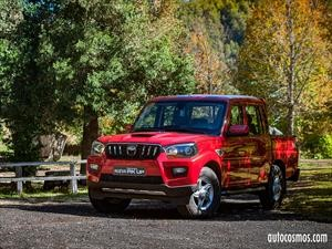Mahindra Pik-Up 2018 en Chile, ascendiendo puestos