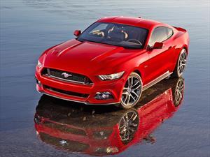 Ford Mustang 2015 se presenta en Los Angeles: Descúbrelo