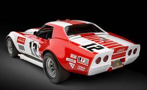 Subastarán al Chevrolet Corvette L88 1968