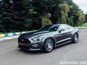 Ford Mustang EcoBoost 2016: Prueba de manejo