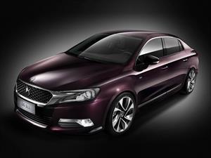 Citroën presenta el DS 5LS, un sedán de lujo made in China