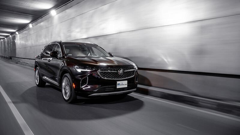 Buick Envision 2021 a prueba, sorprendente y sofisticada evolución
