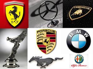 Top 10: Los escudos de autos más emblemáticos