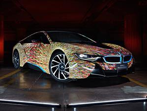 BMW i8 Futurism Edition, homenaje a los 50 años de la marca bávara en Italia