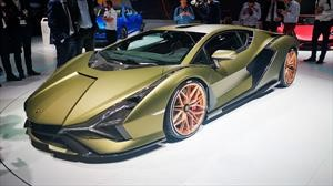 Lamborghini Sián, el deportivo más potente de la marca tendrá mecánica híbrida