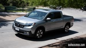 Test Drive Honda Ridgeline 2019, una alternativa inteligente