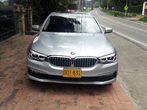 BMW Serie 5, sedán de lujo que ya se encuentra en Colombia