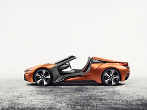 BMW i Vision Future Interaction Concept, el auto del futuro