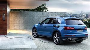 Audi Q5 55 TFSIe quattro, un SUV hybrid plug-in que mezcla la eficiencia con la deportividad