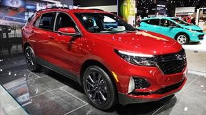 La nueva Chevrolet Equinox se pone más extrovertida