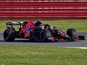 F1: Red Bull se une con Honda y exhiben el monoplaza para 2019