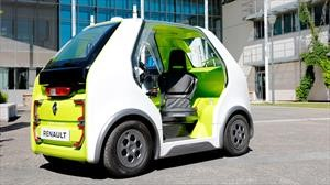 Renault EZ-Pod, movilidad autónoma y futurista para dos pasajeros