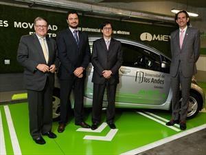 Mitsubishi y la Universidad de los Andes promueven la movilidad sostenible