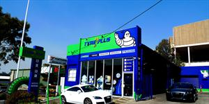 Michelin inaugura su tienda TyrePlus en México