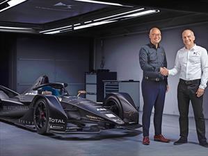 DS Automobiles se asocia con Techeetah para la Fórmula E 2019
