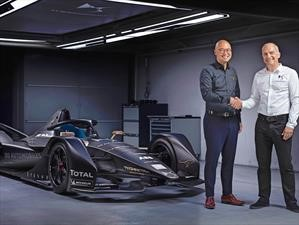 DS Automobiles y Techeetah buscan conquistar la Fórmula E