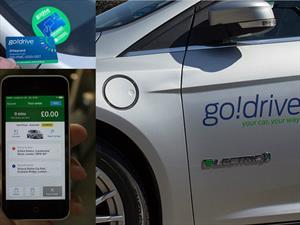 GoDrive, el experimento de car-sharing de Ford