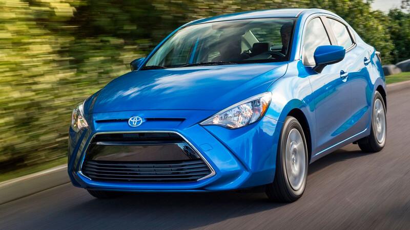 El Toyota Yaris R, basado en el Mazda2 será descontinuado en Norteamérica