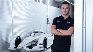 André Lotterer firma con Porsche para la próxima temporada de la Fórmula E