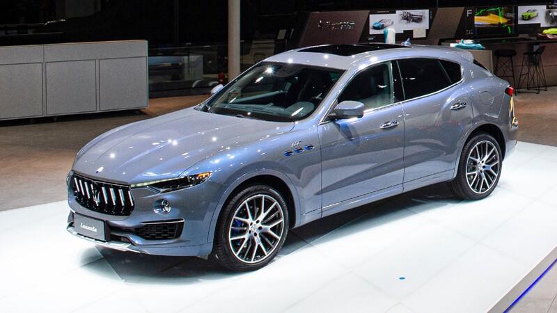 Maserati Levante Hybrid: más poder y eficiencia que la versión diésel