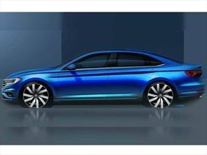Así luce la nueva generación del Volkswagen Jetta