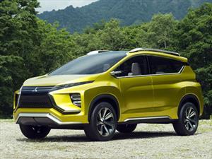 Mitsubishi XM Concept se presenta