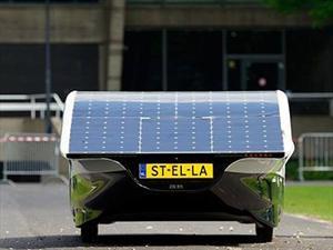 Stella, el auto solar que recorrerá Australia