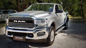 RAM 2500 Heavy Duty, primer contacto en Argentina