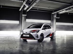 Toyota Yaris GRMN 2017 se presenta