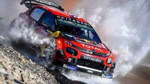WRC 2019: Ogier vuelve a la lucha por el título