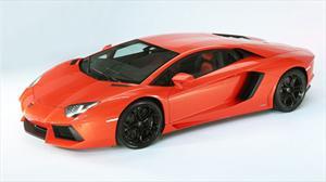 Cristiano Ronaldo se compró un Lamborghini Aventador LP700-4