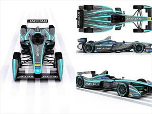 Jaguar llega a la Fórmula E