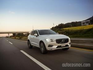 Volvo XC60 2018 a prueba